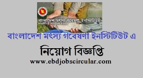 BFRI Job Circular